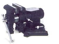 Тиски слесарные поворотные с наковальней VS-125