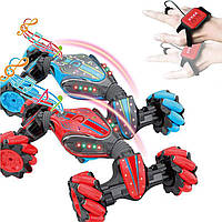 Радиоуправляемая игрушка SUNROZ Crab Dancing Stunt Car детский трюковый внедорожник