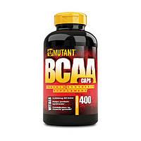 Аминокислоты Mutant Mutant BCAA caps (400 капс) мутант