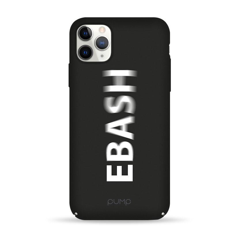Pump Tender Touch Case чехол для iPhone 11 Pro MAX Ebash