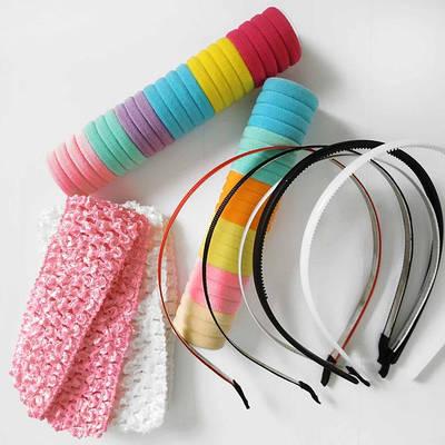 Аксесуары для волос (заготовки)