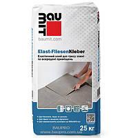 Клей BAUMIT Elast-FliesenKleber эластичный для керамогранитной плтитки, 25 кг