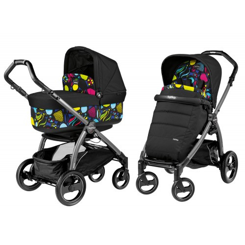 Коляска 2 в 1 Peg Perego Book S Pop Up Elite 2018
