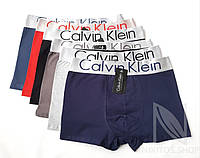 Мужские трусы боксеры Calvin Klein 009 Хлопок