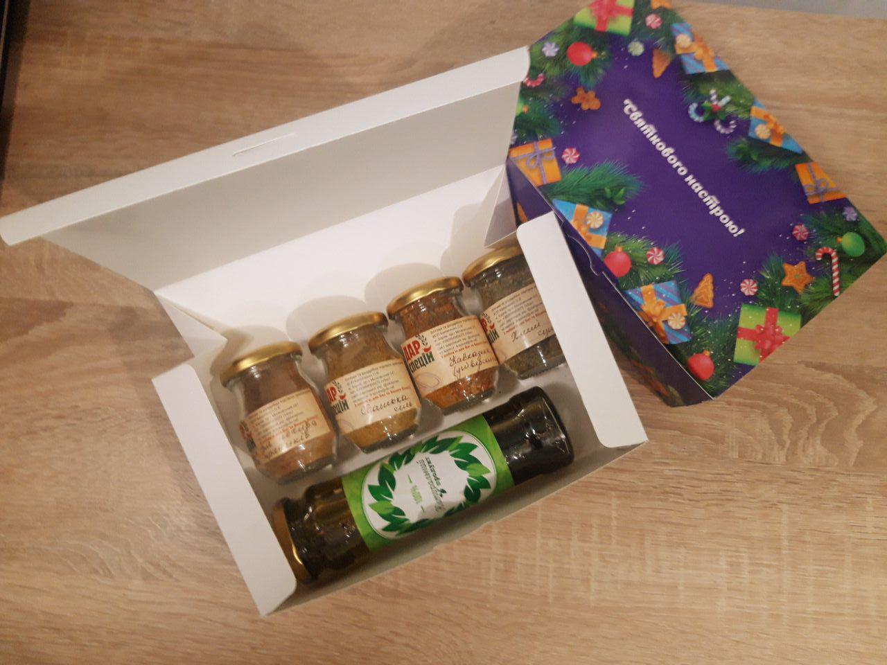 Spice Box (великий прямокутник)