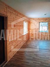 """Мобильный дачный домик """"КАНТРИ"""" 33,3 м2., на основе цельно-сварного металлического каркаса., фото 3"""