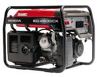 Однофазный бензиновый генератор Honda EG4500CX (4,5 кВт)