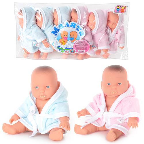 Кукла FD 221 пупс, в упаковке 6 шт
