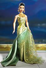 Коллекционная кукла Барби Экзотическая красавица