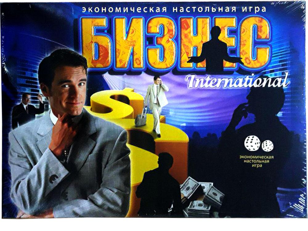 """Игра настольная 0232dm (20шт) """"Бизнес"""", """"Данко-тойс"""", мал., в коробке"""