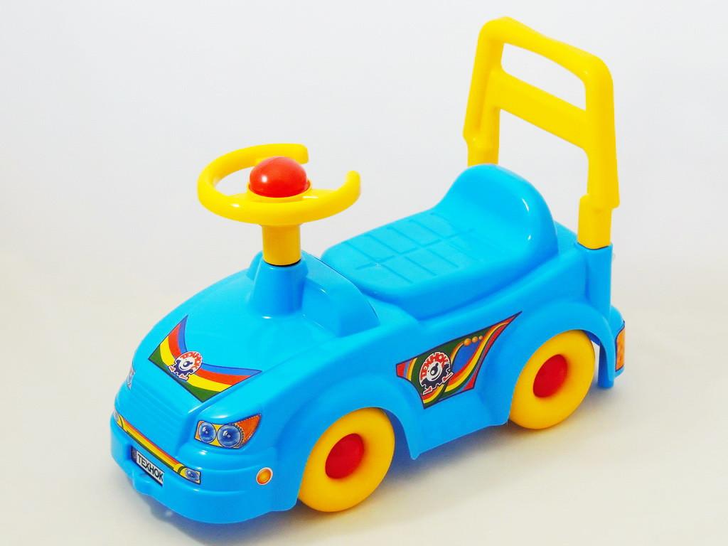 Автомобиль для прогулок ТехноК 2483 толокар