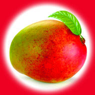 Манго / Mango 10 мл, 0 мг/мл, 50PG - PUFF Жидкость для электронных сигарет (Заправка)