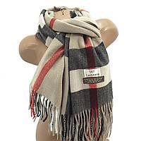 Женский шерстяной шарф Sky Cashmere цвет Burberry