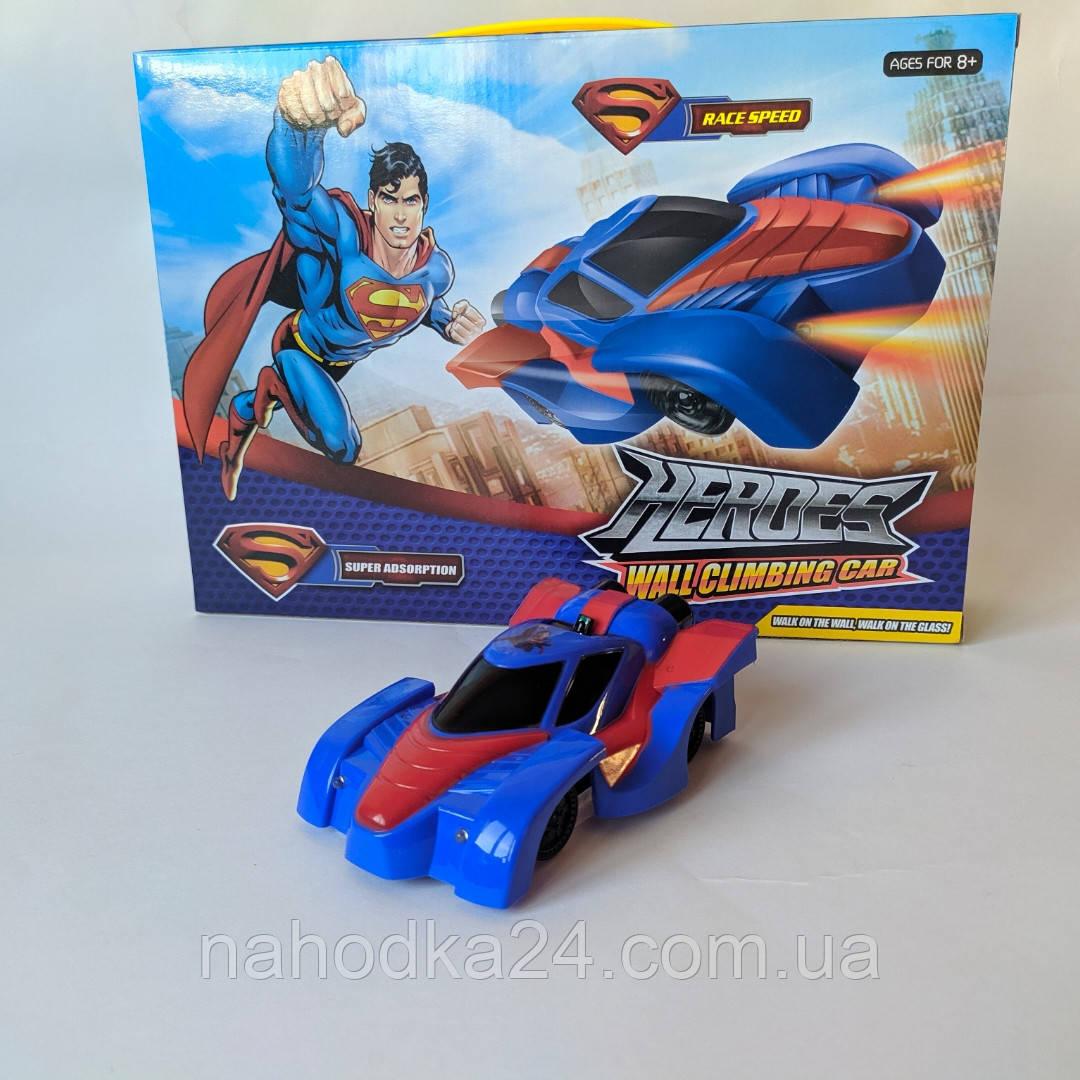 Антигравитационная машинка «SuperMan»