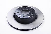 Тормозной диск зад. A3/Octavia/ Golf V-VI/Superb/Passat 03- (282x12)