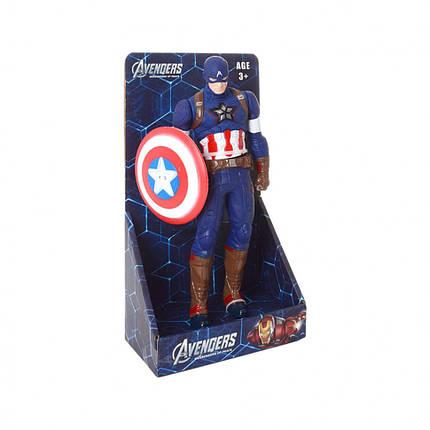 Фигурка для игры 0086A-2 (Капитан Америка), фото 2