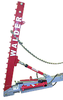 Стрела поворотная с ножным гидроприводом