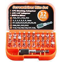 Набор бит отверток 32в1 Horusdy Sdy-94159 для ремонта бытовой техники, телефонов, ноутбуков