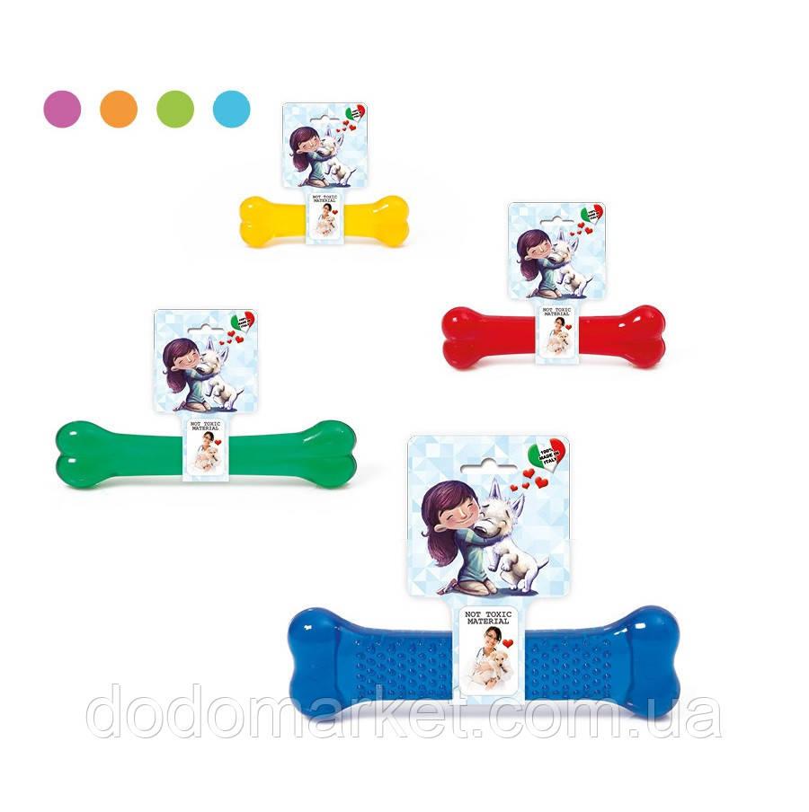 """Игрушка для собак и щенков """"Кость для зубов"""" Slurpy №2 Италия"""