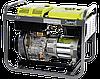 Однофазный дизельный генератор Könner & Söhnen KSB 6000D (5.5 кВт), фото 2