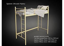 Кровать металлическая Эдельвейс Чердак Тенеро 90х190(200)
