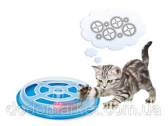 Іграшка з кулькою для кішок і кошенят Vertigo 29 см Італія
