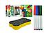 Цветная доска-таблица2в1 для чертежей, фото 5