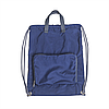 Складная сумка рюкзак (синий), фото 3