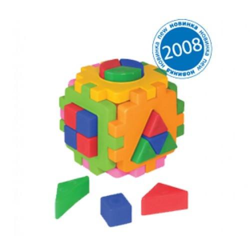 """Куб 2469 ТехноК, """"Розумный малюк"""" логика №2"""