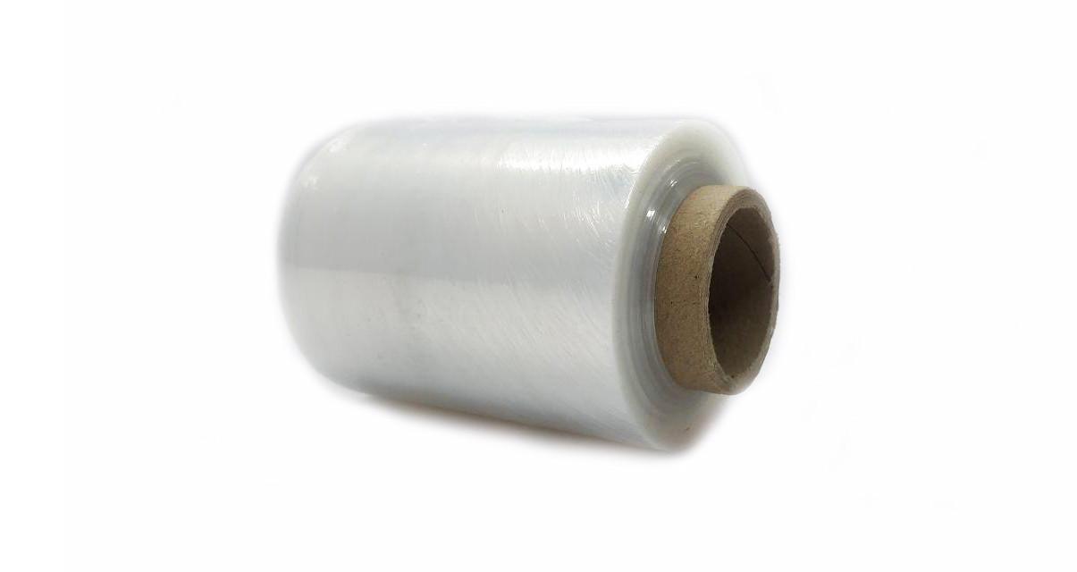 Стрейч пленка техническая, упаковочная MINI, 1 сорт, 125х20х100 м, вес  — 0.3 кг