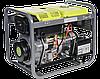 Однофазный дизельный генератор Könner & Söhnen KSB 6000DE (5.5 кВт), фото 3