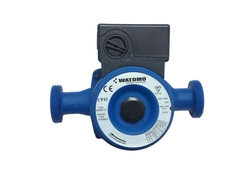 Насос циркуляционный  WATOMO CP 43-180 мм