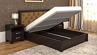 Кровать Маргарита ДСПЛ с подъемным механизмом с односторонним матрасом