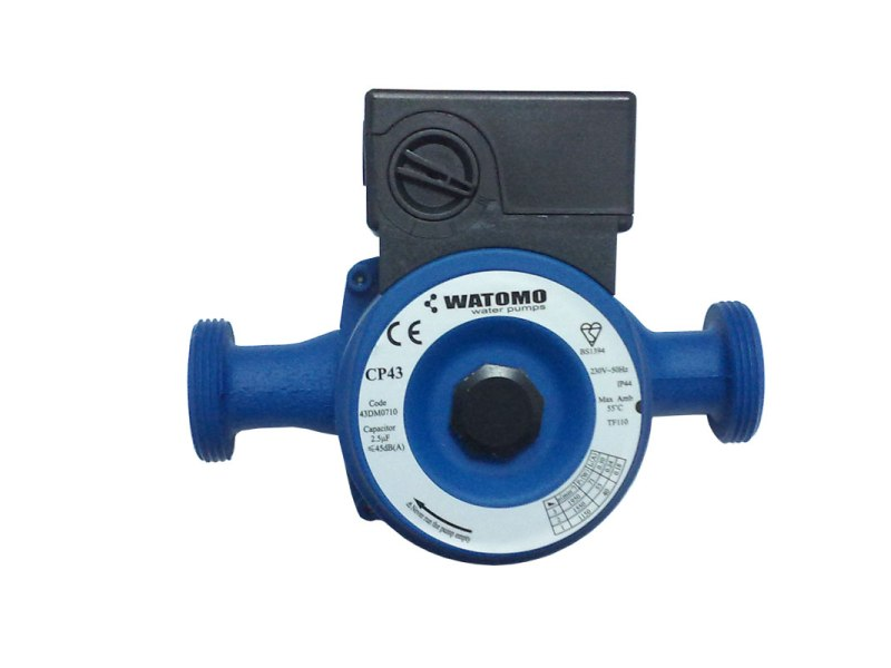 Насос циркуляционный  WATOMO CP 63-180 мм