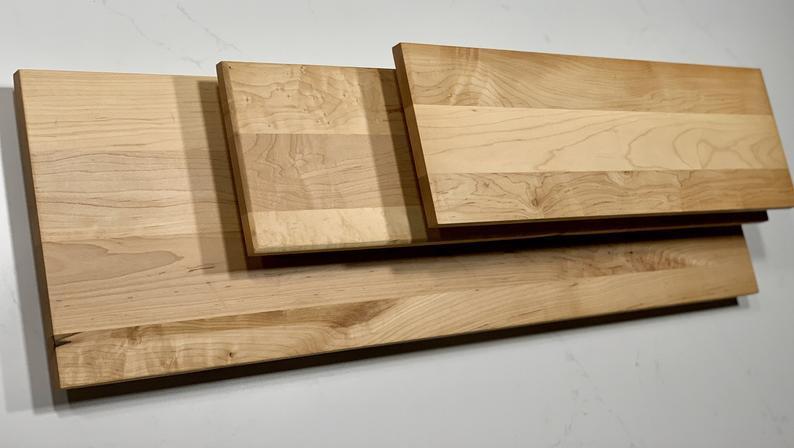 Столешницы на кухню из массива чистого дерева