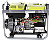Дизельный генератор Könner & Söhnen KSB 8000DE ATSR (6 кВт), фото 4