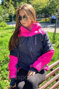 Детская лыжная куртка для девочки Freever (11672)