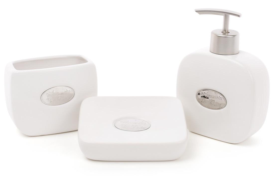 Набір аксесуарів для ванної кімнати 3 предмета Bona Di 851-254