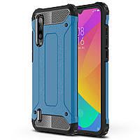 Чехол Guard для Xiaomi Mi 9 Lite бампер противоударный Immortal Blue