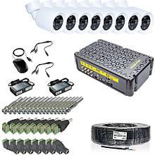 Комплект видеонаблюдения  KIT-3MP-8CC