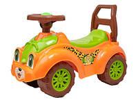 Автомобиль для прогулок ТехноК 3268 оранжевый, фото 1
