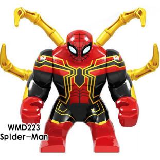 Спайдермен Человек паук Супергерой Марвел Мстители Аналог лего 7-9 см
