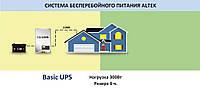Basic UPS, система бесперебойного питания ALTEK