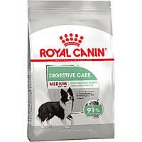 Сухой корм 3 кг для средних пород с чувствительным пищеварением Роял Канин / MEDIUM DIGESTIVE CARE Royal Canin