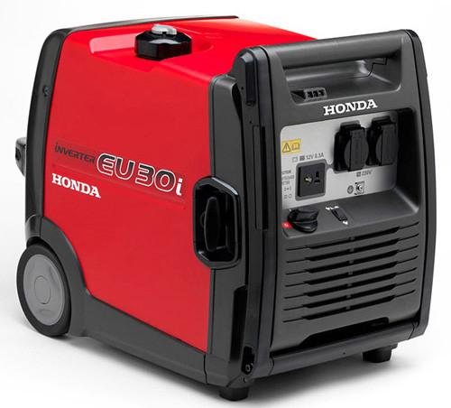Однофазный бензиновый генератор Honda EU30I (3 кВт)