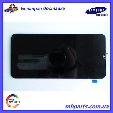 Дисплей с сенсором Samsung А107 Galaxy А10s Black, GH81-17482A, оригинал, без рамки!, фото 2