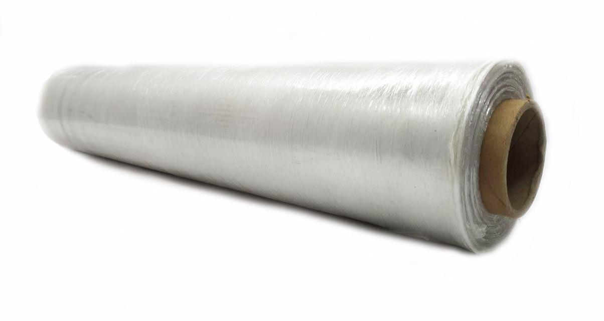 Стрейч пленка техническая, упаковочная, 1 сорт, 500х20х218 м, вес  — 2.2 кг