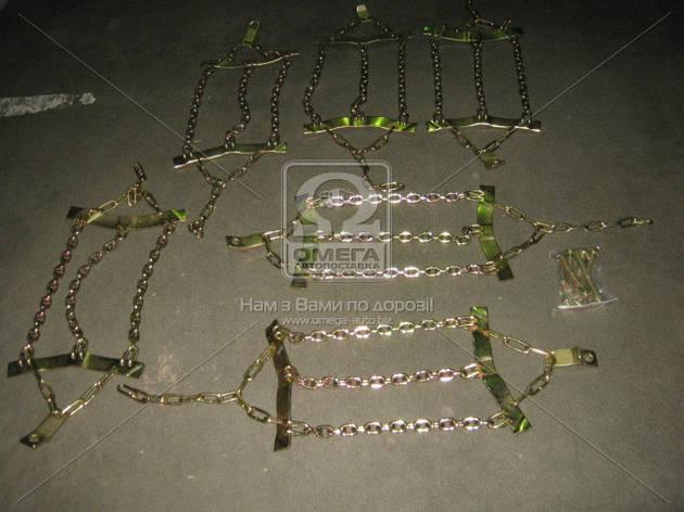 Цепи противоскольжения Truck сектор A (3 шт) мешок ARMER2001910983, фото 2