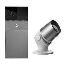 Комплект Wi-Fi дверной видеозвонок 960р JAVA-BULBELL-KIT