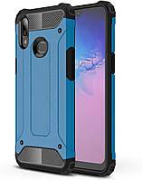 Чохол Guard для Samsung Galaxy A10s / A107F бампер протиударний Immortal Blue